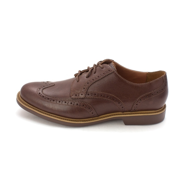 Cole Haan Mens Jaquezsam Lace Up Dress Oxfords - 6
