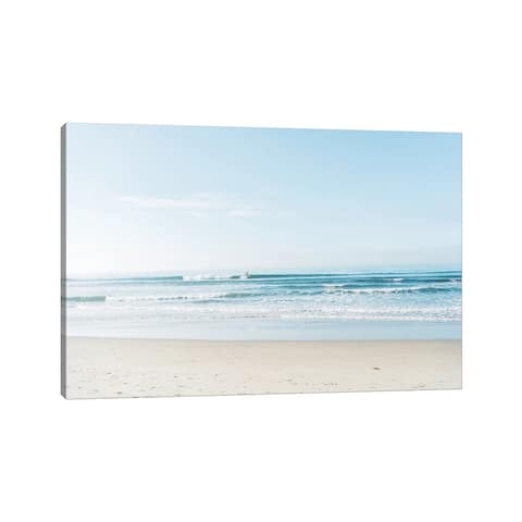 """iCanvas """"California Surfing II"""" by Bethany Young Canvas Print"""