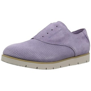 Bearpaw Womens haven Suede Closed Toe Oxfords