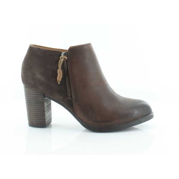Sperry Dasher Lille Women's Boots Brown - 9