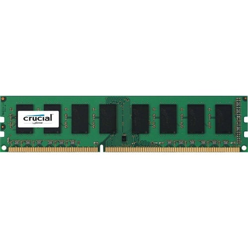 Crucial CT51264BD160BJ Computer RAM Module with 4GB DDR3 SD RAM
