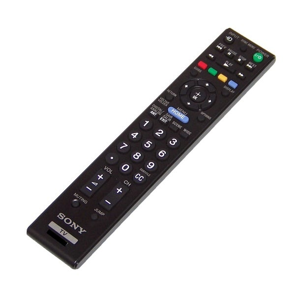 OEM NEW Sony Remote Control Originally Shipped With KDL32EX356, KDL-32EX356