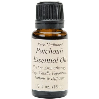 Essential Oil Open Stock .5-ounce Patchouli