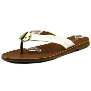 Report Shields Open Toe Synthetic Flip Flop Sandal