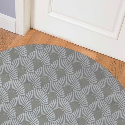 FRON Indoor Floor Mat By Kavka Designs