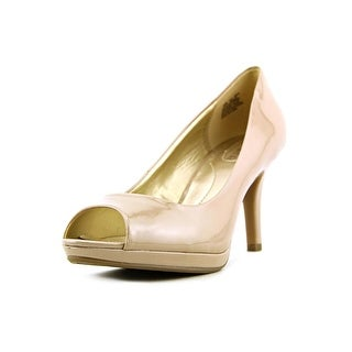 Bandolino Supermodel Womens Natural Pumps