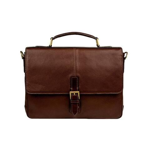 Scully Western Workbag Quick Release Buckle Strap Choco - Chocolate - One Size