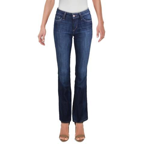 Joe's Jeans Womens Bootcut Jeans Mid-Rise Curvy - Alyona - 24