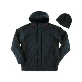 Hawke & Co. Mens Water Resistant Thinsulate Parka