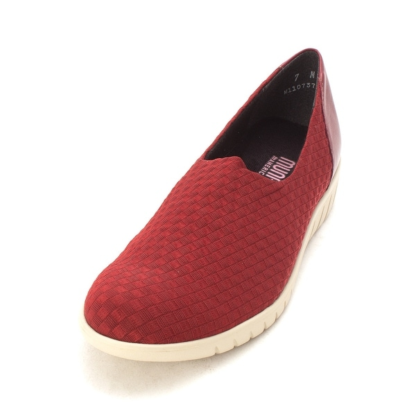 Munro Womens Cruise Low Top Pull On Fashion Sneakers