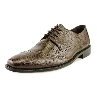 Stacy Adams Garzon Round Toe Leather Oxford
