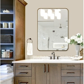 Link to Mirror Trend Rathburn Metal Venetian Wall Mounted  Mirror Similar Items in Mirrors