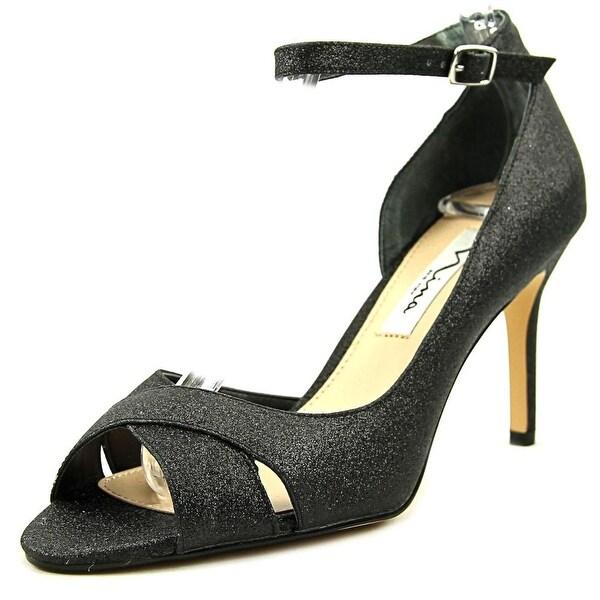 Nina Flo Women Black Sandals