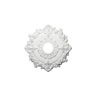 "Ekena Millwork CM18RL 18"" Wide Riley Ceiling Medallion"