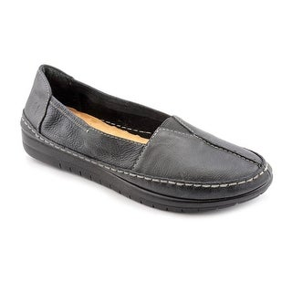 Naturalizer Feist Women N/S Moc Toe Leather Flats