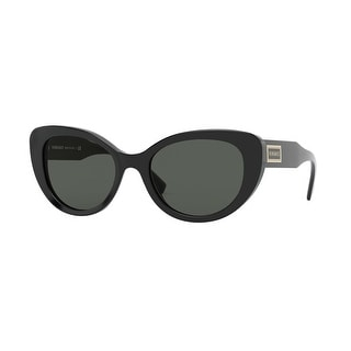 Link to Versase VE4378F GB1/87 54 Black Woman Cat Eye Sunglasses Similar Items in Women's Sunglasses