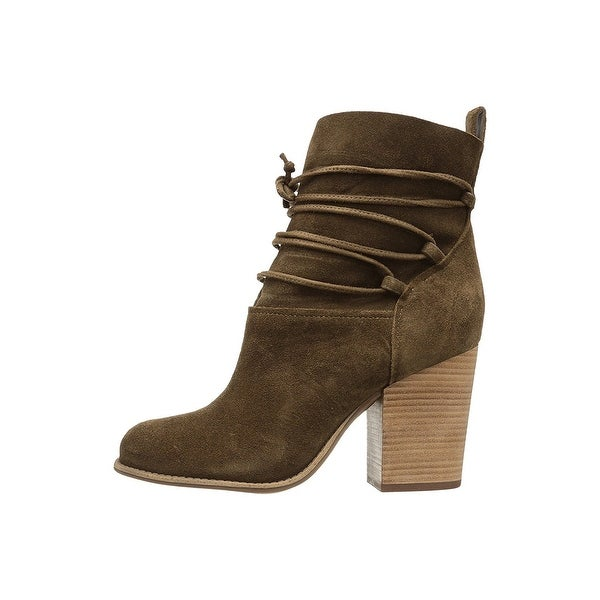 Jessica Simpson Womens Satu Closed Toe Ankle Fashion Boots