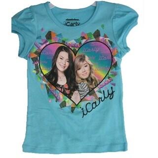 "Disney Girls Yellow High School Musical ""Sharpay"" Print Cotton T-Shirt 8-16"