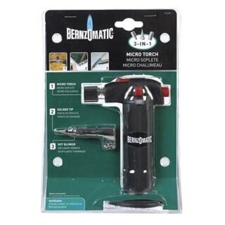 Bernzomatic 330194 3-In-1 Micro Torch