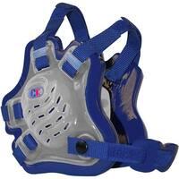 Cliff Keen Youth F5 Tornado Wrestling Headgear - Translucent/Royal Blue - Translucent/Royal Blue