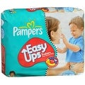 Pampers Easy Ups Training Pants Boys 26 Each [4 packs per case] - Thumbnail 0