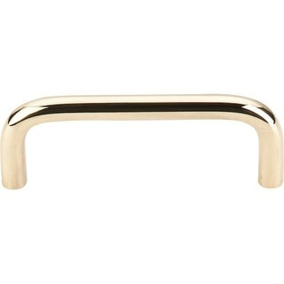 Top Knobs M333 Somerset 3 Inch Center to Center Wire Cabinet Pull