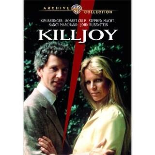 Killjoy (1981) DVD Movie 1981