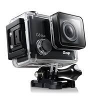 "Spytec Gitup G3 Duo 2.0"" 2160P Hd Compact Action Camera W/ 170 Deg Wide-Angle Lens 128Gb Storage & G-Sensor Capabilities"
