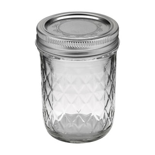 Kerr 1 2 Pint Wide Mouth Canning Jars Free Shipping On