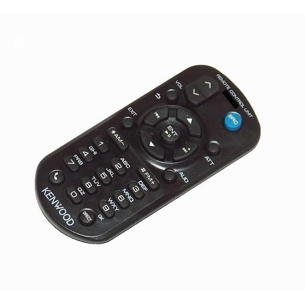 OEM Kenwood Remote Control Originally Shipped With: KDCX396, KDC-X396, KDCX494, KDC-X494, KDCX496, KDC-X496