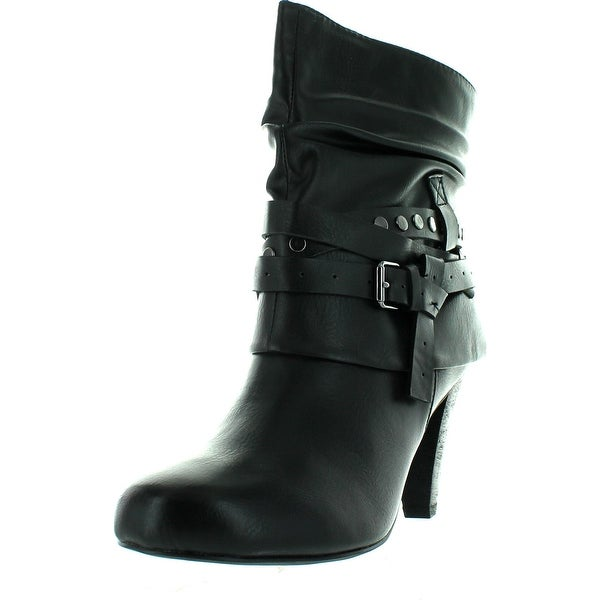 New Edition Women's Passenger Slouchy Ankle Boots
