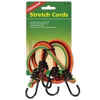 Coghlans 512 coghlans 512 20 stretch cords - pkg of 2