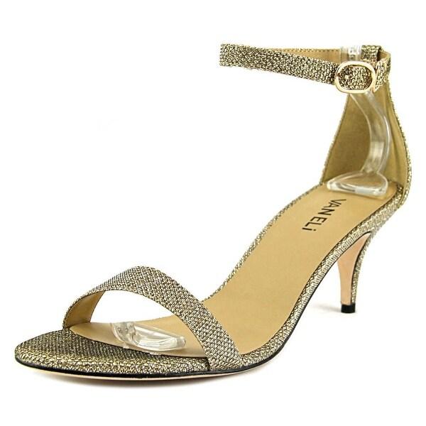 Vaneli Lassie Women Open Toe Canvas Sandals