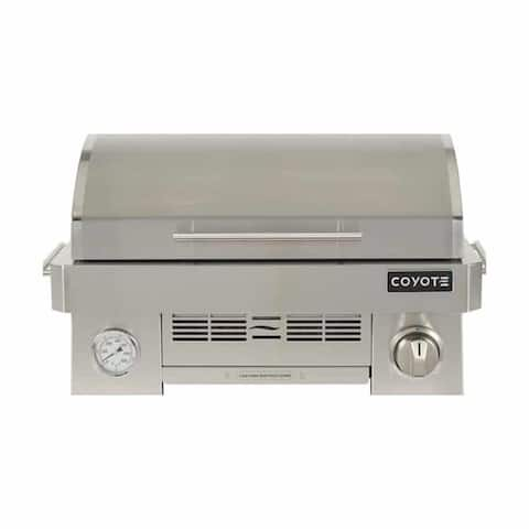 Coyote Bo Jackson Portable Grill - Infinity burner up to 20K BTU - LP Gas
