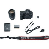 Canon EOS 7D Mark II DSLR Camera with 18-135mm f/3.5-5.6 IS USM Lens (International Model)