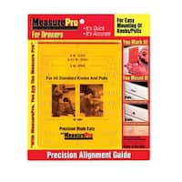 Measure Pro 46970 Installation Guide For Drawers, 3""
