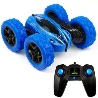 2.4GHz 4WD RC Car Stunt Car Monster Truck Double Sided Rotating Tumbling Crawler
