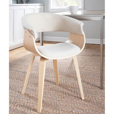 Carson Carrington Sauda Mid-century Modern Chair