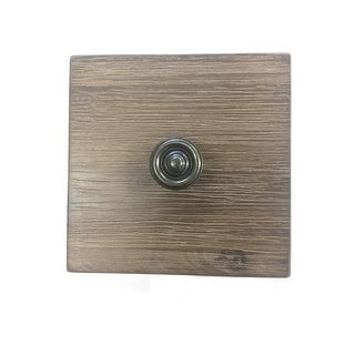 Sagehill Designs NS-DS Neeson Cabinetry Sample - carmel fudge
