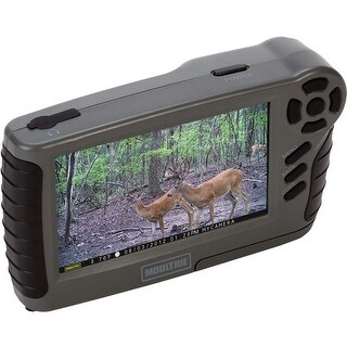 Moultrie mca-13135 moultrie viewer picture/video 4.3 screen up to 16gb sd card