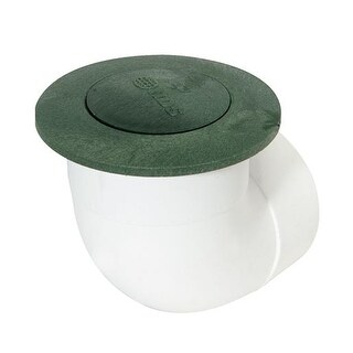 """National Diversified 4"""" Drainage Emitter 422 Unit: EACH"""