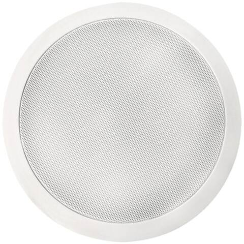 "BIC AMERICA MSR8D 8"" Muro Dual Voice-Coil Stereo Ceiling Speaker"