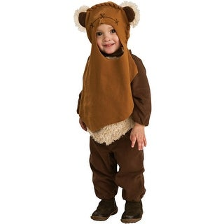 Rubies Wicket the Ewok Toddler Costume - Brown