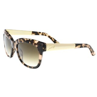 Juicy Couture - Juicy 571/S 0ER6 Blush Tortoise Cateye Sunglasses