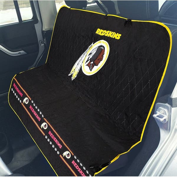 Excellent Shop Pets First Nfl Washington Redskins Pet Car Seat Cover Squirreltailoven Fun Painted Chair Ideas Images Squirreltailovenorg