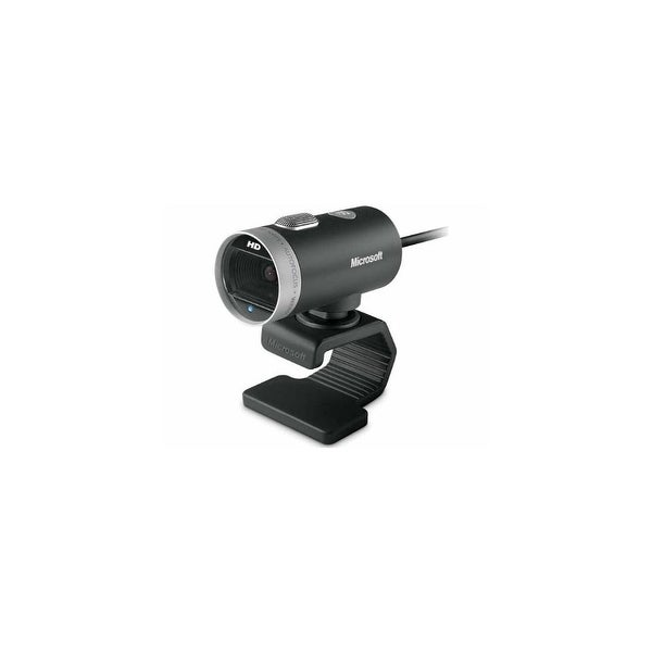 Microsoft KZ6812b Microsoft LifeCam Cinema 720p HD Webcam for Business - Black