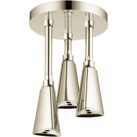 Delta 57140 Universal Showering 1.75 GPM Single Function Shower Head