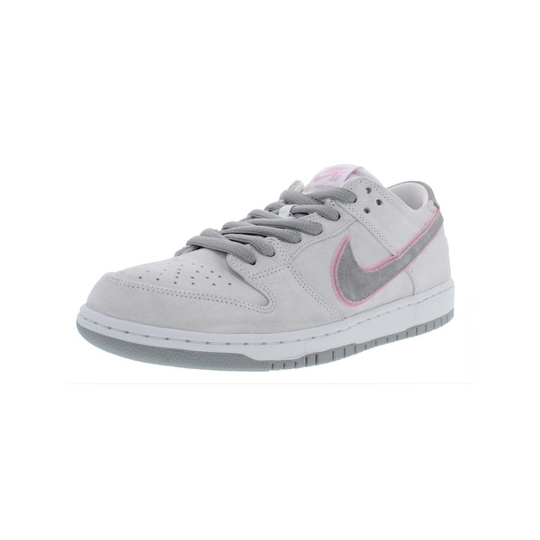 brand new 01e57 325f1 Nike Mens SB Zoom Dunk Low Pro IW Athletic Shoes Suede Running