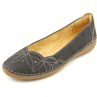 Naturalizer Kipper W Round Toe Leather Flats