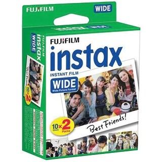 Fujifilm Instax Wide Film Twin Pack
